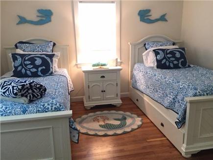 East Dennis Cape Cod vacation rental - Bedroom 2 - The Mermaid room