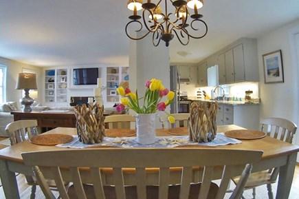East Dennis Cape Cod vacation rental - Open floor plan