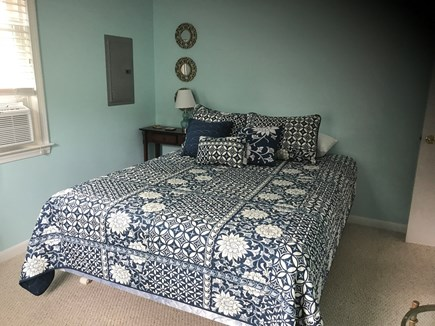Dennis Cape Cod vacation rental - Private 3rd bdrm off of living room - has Queen bed.