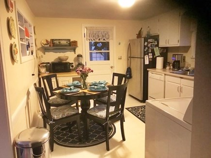 Dennis Cape Cod vacation rental - Well stocked kitchen with everything you need for cooking!