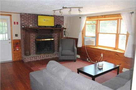 Eastham Cape Cod vacation rental - Living Room with flat screen TV