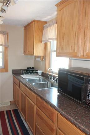 Eastham Cape Cod vacation rental - Fully equipped kitchen