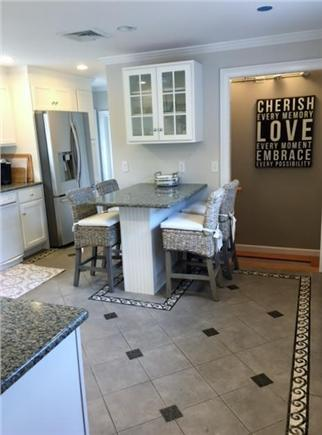Osterville Osterville vacation rental - Great kitchen with eat-in area.