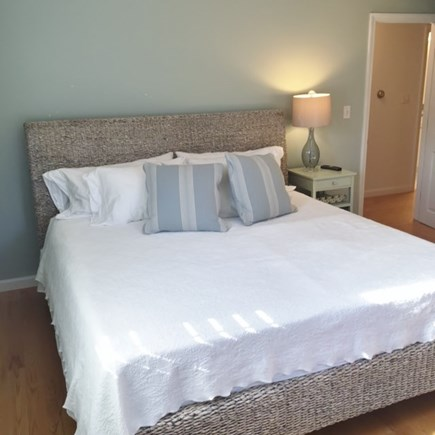 Osterville Osterville vacation rental - Master Bedroom with king size bed.