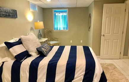 Osterville Osterville vacation rental - Fourth bedroom with queen size bed.