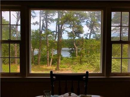 Eastham Cape Cod vacation rental - Dining room view