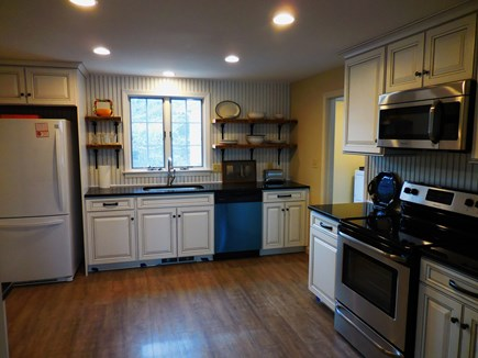 Eastham Cape Cod vacation rental - Our New Kitchen