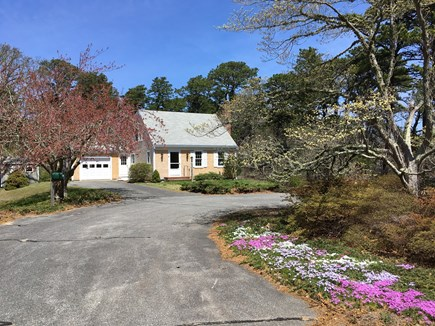 Eastham Cape Cod vacation rental - Front of our house April 2017