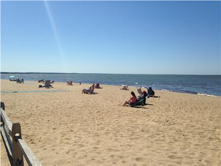 Eastham Cape Cod vacation rental - First Encounter Beach is just 7/10 mile away