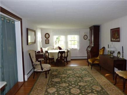 West Harwich Cape Cod vacation rental - Side room sitting area