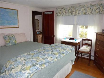 West Harwich Cape Cod vacation rental - Master Bedroom with Full bath on 1st floor