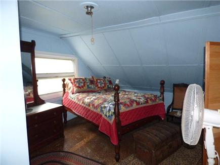 West Harwich Cape Cod vacation rental - 2nd floor sleeping area with 2 double beds and a twin bed