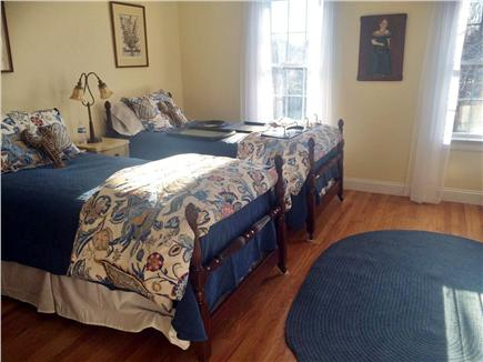 Sandwich Cape Cod vacation rental - Twin Room # 1 is at the front of the house