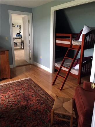 Sandwich Cape Cod vacation rental - ... and a set of 'hidden' bunk beds for the little ones to enjoy