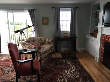 Sandwich Cape Cod vacation rental - Master Suite sitting area.