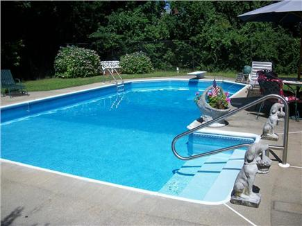 East Dennis Cape Cod vacation rental - Pool