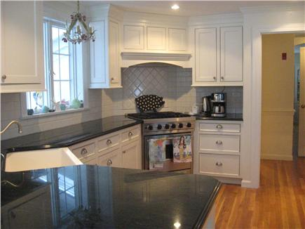 East Dennis Cape Cod vacation rental - Large custom Kitchen