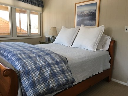 Wellfleet Cape Cod vacation rental - Lower level bedroom