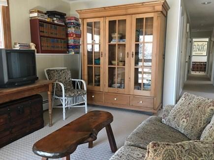 Wellfleet Cape Cod vacation rental - Lower Level Family Room