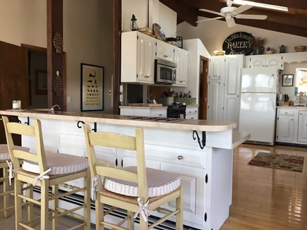 Wellfleet Cape Cod vacation rental - Chef's kitchen