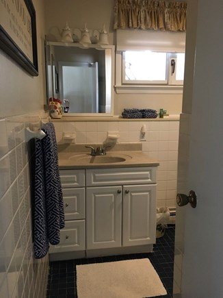 Wellfleet Cape Cod vacation rental - Lower level bathroom
