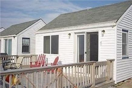 Truro Cape Cod vacation rental - Outside view
