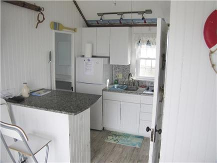 Truro Cape Cod vacation rental - Kitchen view