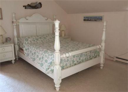 Dennis Village Cape Cod vacation rental - 2nd floor master bedroom