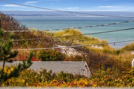 Dennis Village Cape Cod vacation rental - Drone shot