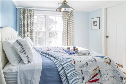 Chatham Cape Cod vacation rental - Third bedroom (queen size bed) with private bathroom