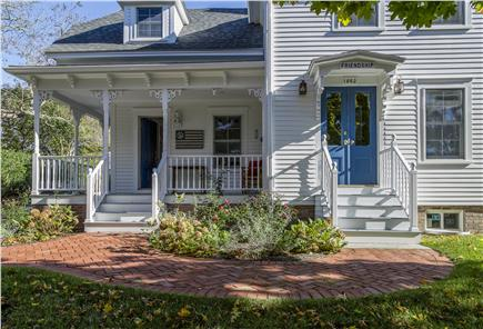 Chatham Cape Cod vacation rental - Front of the home facing Stage Harbor Road