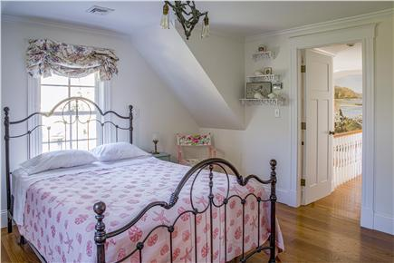 Chatham Cape Cod vacation rental - Fifth bedroom with queen size bed and private bath
