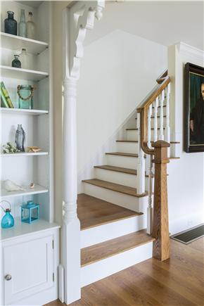 Chatham Cape Cod vacation rental - Staircase leading to the second floor