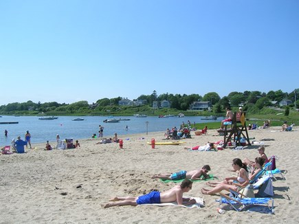 Chatham Cape Cod vacation rental - Nearby Oyster Pond Beach with Life Guards and Bathroom Facilities