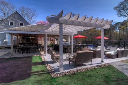 Eastham Cape Cod vacation rental - Pergola