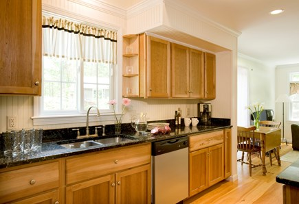 Eastham Cape Cod vacation rental - Kitchen of the 3 bedroom home