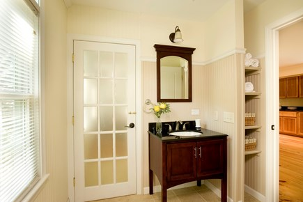 Eastham Cape Cod vacation rental - Master bath in 3 bedroom home