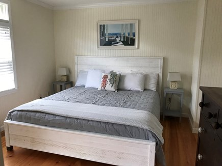 Eastham Cape Cod vacation rental - Master in Quahog Cottage with a King