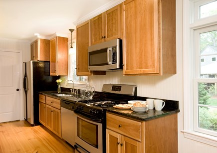 Eastham Cape Cod vacation rental - Kitchen of the 2 bedroom home