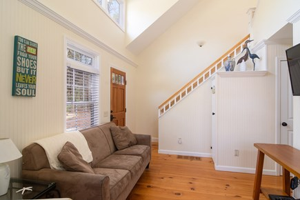 Eastham Cape Cod vacation rental - Living room of Cherrystone Cottage