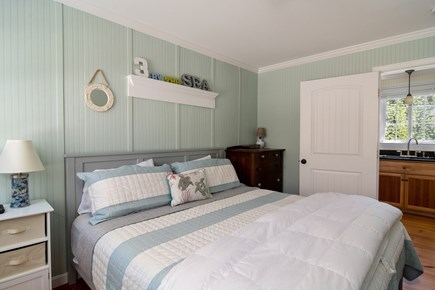 Eastham Cape Cod vacation rental - Master bedroom of Cherrystone Cottage