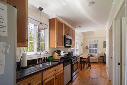 Eastham Cape Cod vacation rental - Kitchen in Cherrystone Cottage