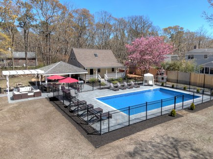 Eastham Cape Cod vacation rental - New pool installed!