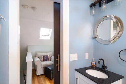 Eastham Cape Cod vacation rental - Littleneck upstairs bathroom