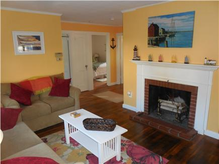North Falmouth Cape Cod vacation rental - Family room