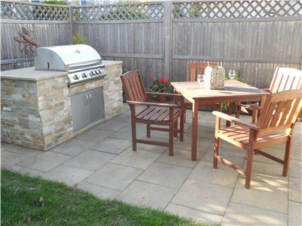 North Falmouth Cape Cod vacation rental - Patio with grill