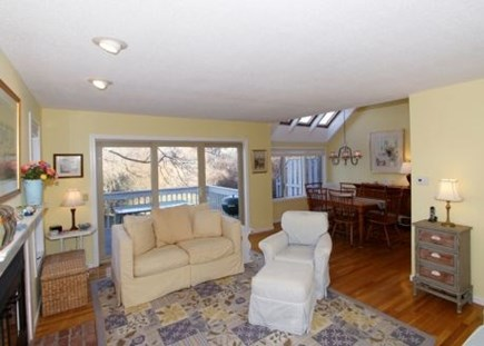 Brewster Cape Cod vacation rental - Perfect spot to relax and have your morning coffee