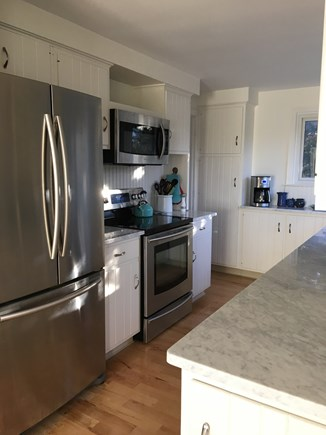 East Orleans Cape Cod vacation rental - Sunny morning light, new Kitchen appliances