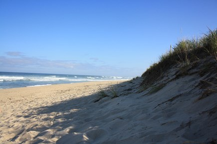 East Orleans Cape Cod vacation rental - Beautiful Nauset Beach is just 1/3 mile away