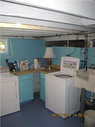 Eastham Cape Cod vacation rental - Washer & dryer